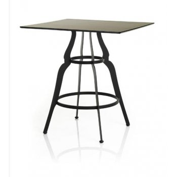 4 Legged Bistro Table Square