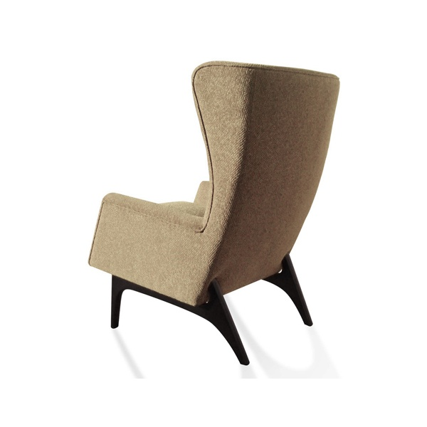 Charmant ... 50 50 Retro Wing Upholstered Chair. U2039