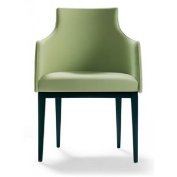 Alberto Green Upholstered Armchair