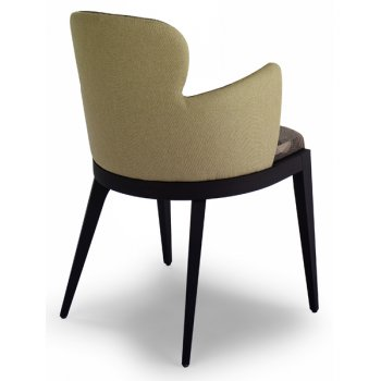 Allure Cream Back Armchair