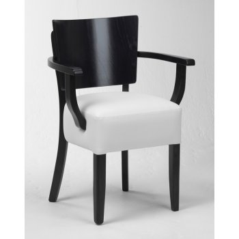 Alto Cream Seat, Square Back Armchair
