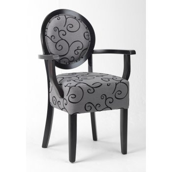 Arona Patterned Armchair