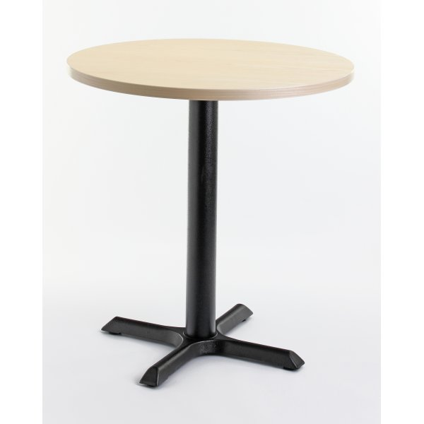 Ash top round dining table from ultimate contract uk for Best dining round tables