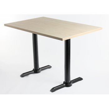Ash Top Twin Table