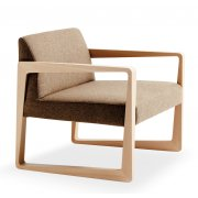 Askew Lounge Chair 536 BI