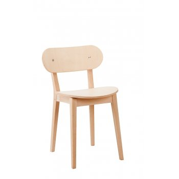 Barreha Side Chair Natural GF