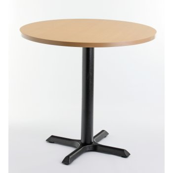 Beech Top Round Dining Table