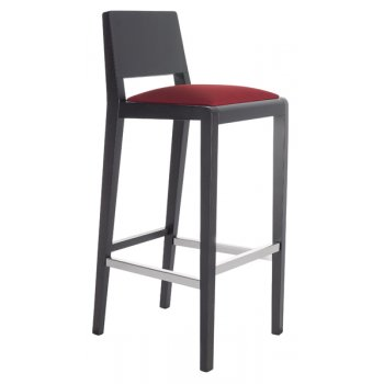 Best Value Collection Asmera Crimson Seat Barstool M416