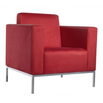 Best Value Collection Camelot Crimson Upholstered Chair M87