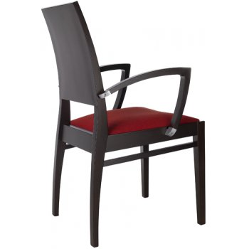 Best Value Collection Denia Crimson Seat Armchair M37B