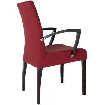 Best Value Collection Denia Full Crimson Armchair M39B