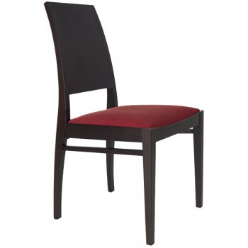 Best Value Collection Denia Maroon Seat Side Chair M37