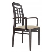 Elika Square Back Armchair M383B