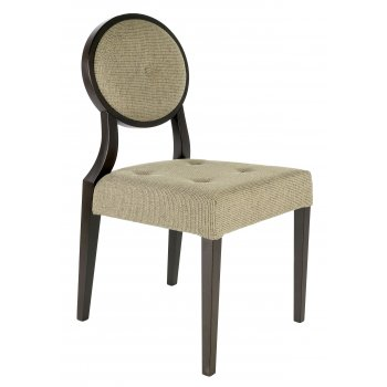 Best Value Collection Gioconda Dark Cream Side Chair