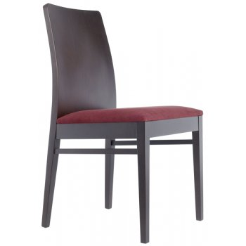 Best Value Collection Nelly Maroon Side Chair M82