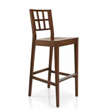 Best Value Collection Renny Dark Wood Barstool M215