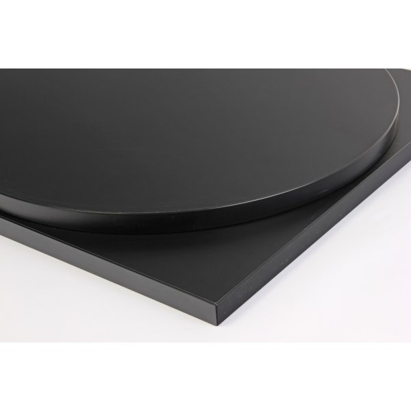 Black Table Top From Ultimate Contract Uk