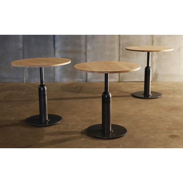 Bottle Metal Table Base Hh From Ultimate Contract Uk