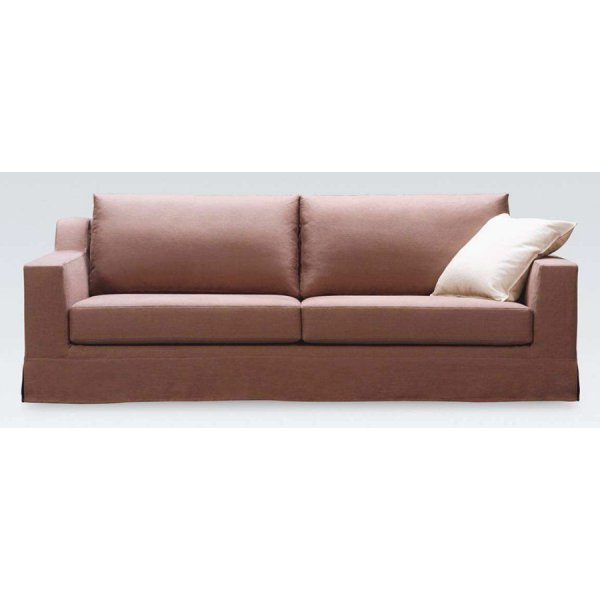 Bristol Brown Leather Sofa From Ultimate Contract Uk