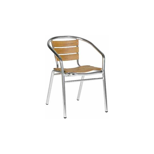 Catalina Metal Frame Outdoor Chair from Ultimate Contract UK
