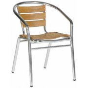 Catalina Metal Frame Outdoor Chair