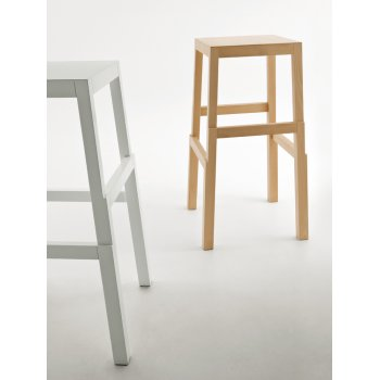 Cheope Light Wood Barstool