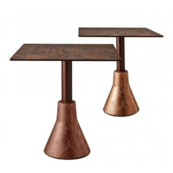 Crete Table Base SX