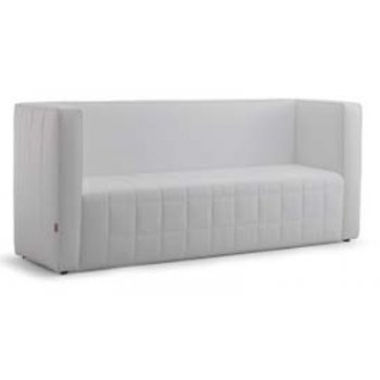 Decor Cream Sofa/Banquette
