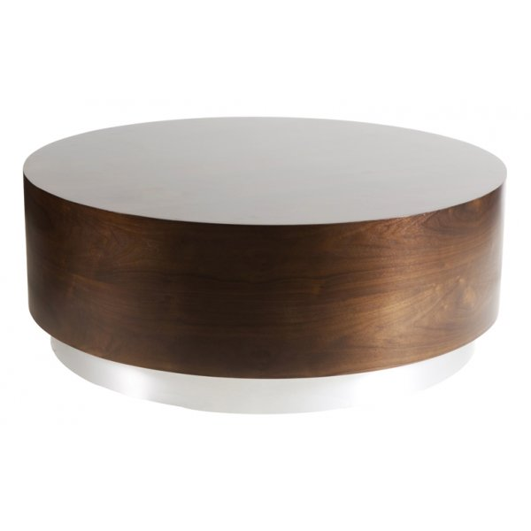 Charmant Drum Coffee Table