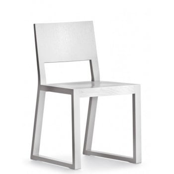 Feel Light Wood Side Chair 450 PED