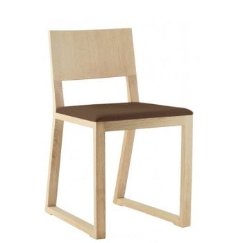 Feel Light Wood Side Chair 451 PED