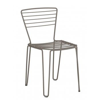 Frame Gris Topo Side Chair ISI