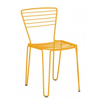 Frame Miel Natural Side Chair ISI