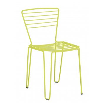 Frame Pistacho Side Chair ISI