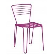 Frame Rosa Magenta Side Chair ISI