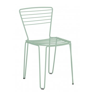 Frame Verde Pastel Side Chair ISI