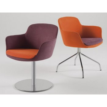 Gordon Coloured Upholstered Armchair