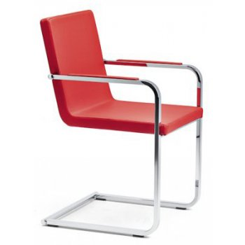 H7 Red Armchair