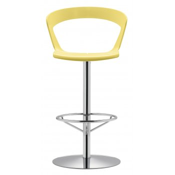 Ibis Yellow Tub Barstool 303