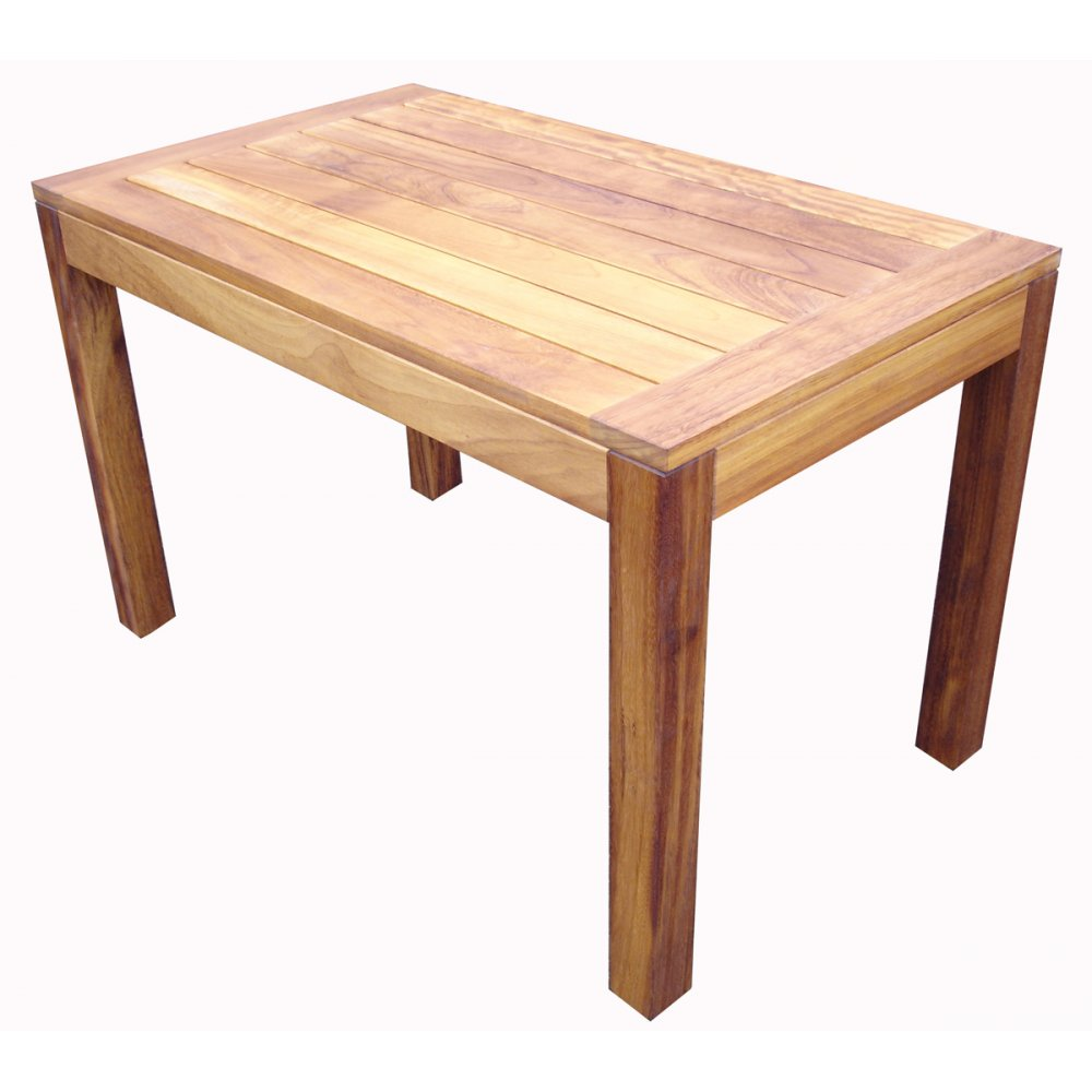 Beau Iroko Light Wood Table TF