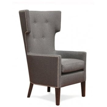 James Upholstered Lounge Chair LRA