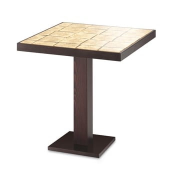 King Gold Leaf Table SRL