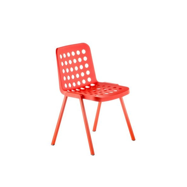 Koi booki 370 stacking side chair from ultimate contract uk for Koi furniture