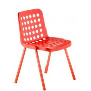 Koi Booki 370 stacking side chair PED