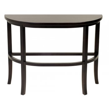 Lara Hall Dark Wood Table C103