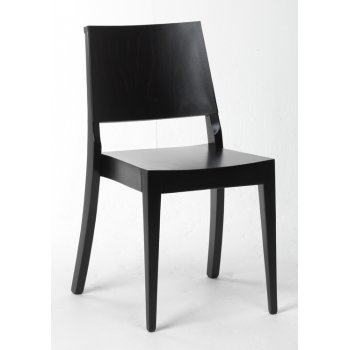 Lavello All Wood Side Chair
