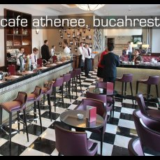 Cafe Athenee, The Hilton, Bucahrest