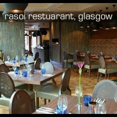 Rasoi Indian Restuarant, Glasgow