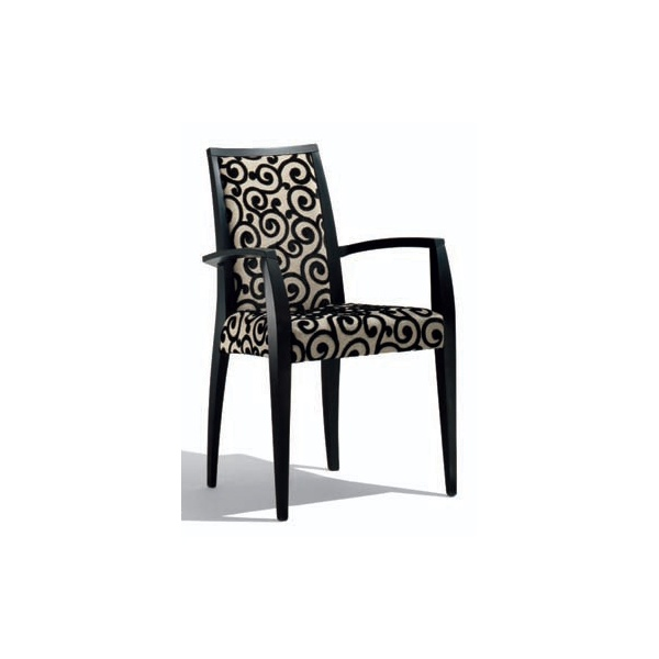 Malaga Patterned Armchair - from Ultimate Contract UK