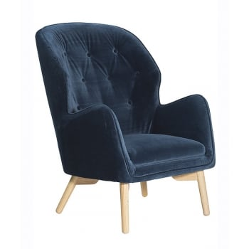 Mantle Lounge Chair DF